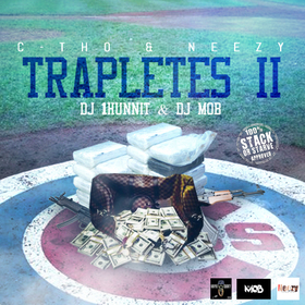 Trapletes II C-Tho front cover