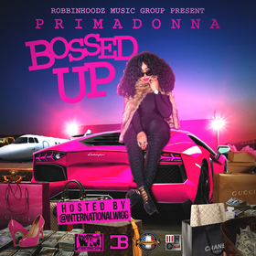 Bossed Up Primadonna Boss Lady front cover