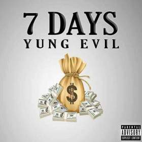 7 Days Yung Evil front cover