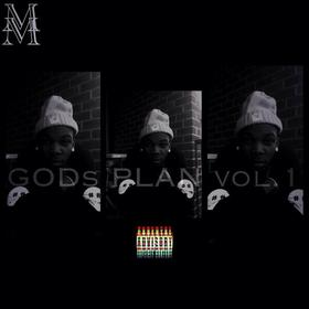 God's Plan Mitch Maison front cover