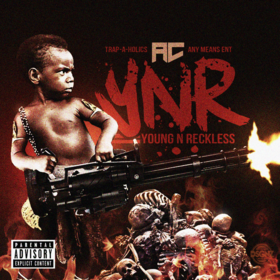 Young N Reckless AC front cover
