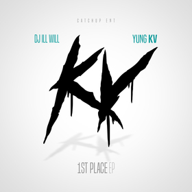 1st Place (EP) Yung KV front cover