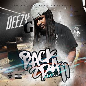 Back To The Table II Deezy G front cover