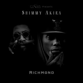 Richmond Shimmy Akira front cover