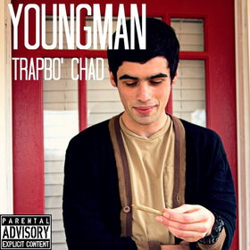 Young Man Trapbo' Chad front cover