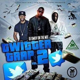 New  Kris Kartel Mixtape HoodHeatDjs & TheMixtapeMastr Presents TwitterTrap vol.2 Download + Stream