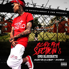 #EscapeFromSection8 OMB Blood B front cover