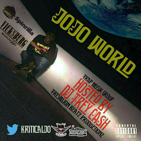 JoJo :: JoJo World Dj Trey Cash front cover