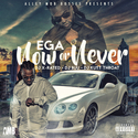 Now Or Never Ega front cover