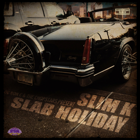 Slab Holiday DJ Slim K front cover