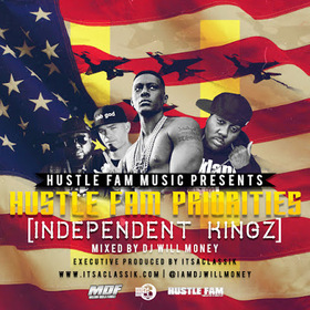 Independent Kingz DJ Will Money front cover