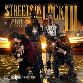 Streets On Lock 3 Migos front cover