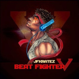 Beat Fighter V JFKrateZ front cover