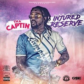 Injured Reserve Tha Captin front cover