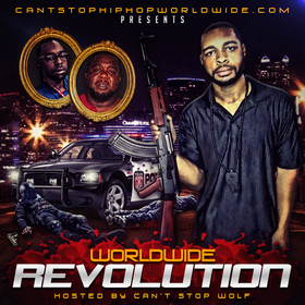 WorldWide Revolution Various Artists front cover