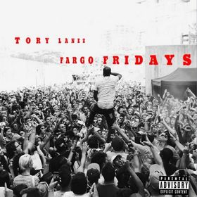 Fargo Fridays Tory Lanez front cover