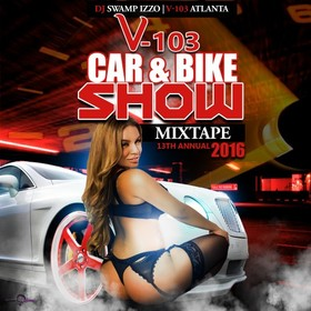 V-103 Car & Bike Show DJ Swamp Izzo front cover