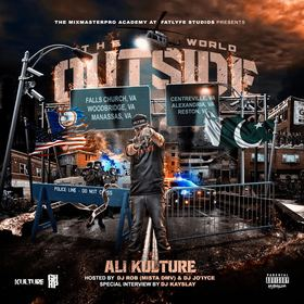 The World Outside Ali Kulture front cover