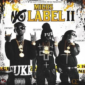 No Label 2 Migos front cover