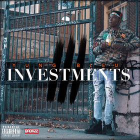 Investments 3 Yung Bleu front cover