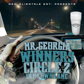 Winners Circle 2 (In My Own Lane) Mr. Georgia front cover