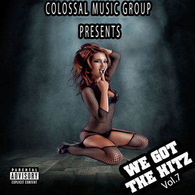 We Got The Hitz Vol.7 Presented By CMG Colossal Music Group front cover
