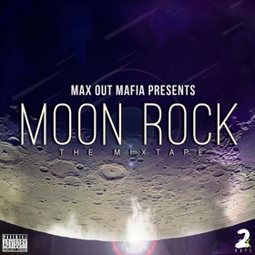 Moon Rock 2xDOPE front cover