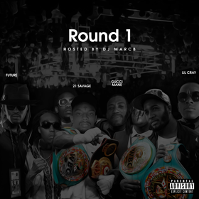 Round 1 DJ MarcB front cover