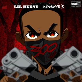 Supa Savage 3 Lil Reese front cover