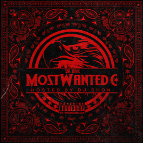 Most Wanted C Sir Issac front cover