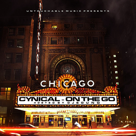 Cynical - On The Go Dj Soundutb front cover