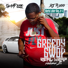 Greedy Gwop - Real Wrap 2 DJ Swamp Izzo front cover