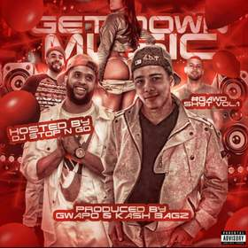 Get Down Music (Gawd Shyt Only Vol.1) ZO GDT TCS front cover