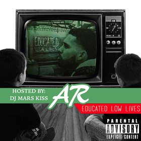 Educated Low Life A.R. (AuxGod) front cover