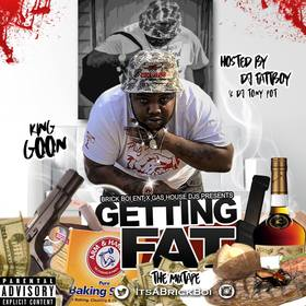 Getting Fat King Goon front cover