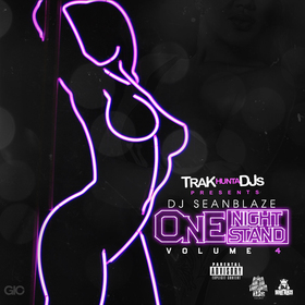 One Night Stand Vol 4 DJ Seanblaze front cover