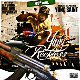 Yung x Reckless Yung Saint  front cover