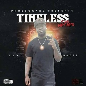 Ejay Moore - Timeless Heavy G front cover
