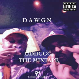 UDIIGGG Dawgn front cover