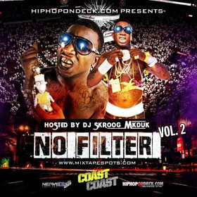 No Filter Vol. 2 Skroog Mkduk front cover