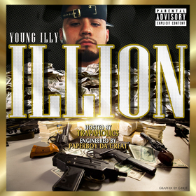 ILLION Young Illy front cover