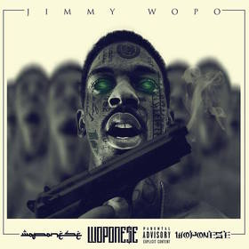 Woponese Jimmy Wopo front cover