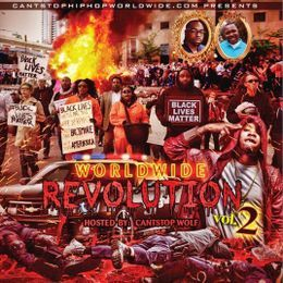 Worldwide Revolution Vol 2 Various Artists front cover