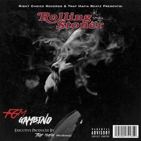 Rolling Stoner FGM Gambino front cover
