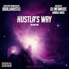 Hustla's Way B.Dolla (BDollaHustle) front cover