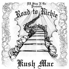 Road To Richie Kush Mac front cover