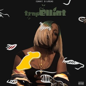 Trap Elliot Connie Diiamond front cover