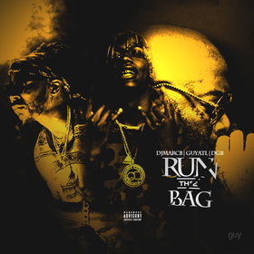 Run The Bag DJ MarcB front cover