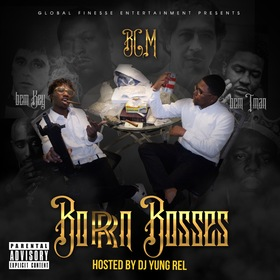 Born Bosses BCM Key front cover