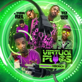 Virtual Plugs 2 DJ Yung Rel front cover
